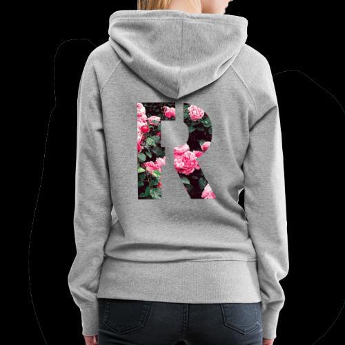 Roses original Pink - Frauen Premium Hoodie