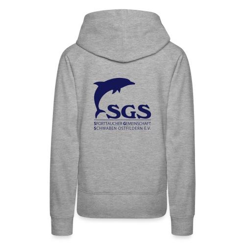 SGS Komplettlogo - Frauen Premium Hoodie