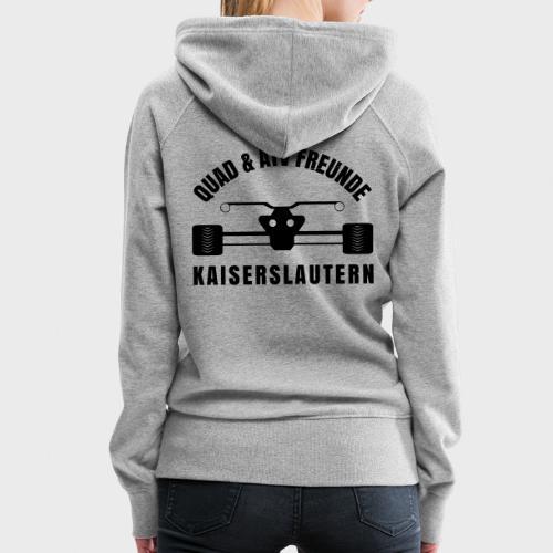 Quad ATV Freunde Kaiserslautern - Frauen Premium Hoodie