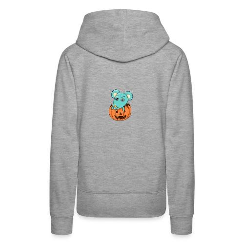 Halloween - Dame Premium hættetrøje