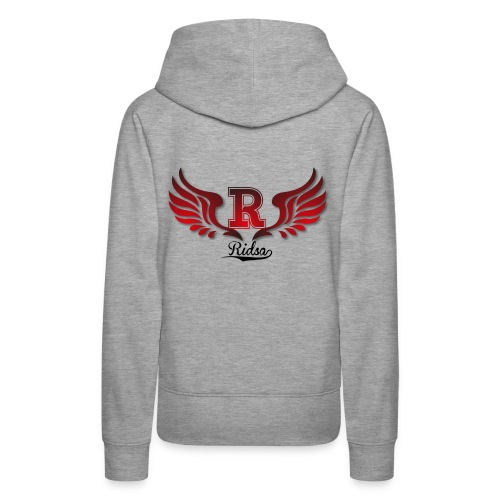 officel Ridsa - Sweat-shirt à capuche Premium pour femmes