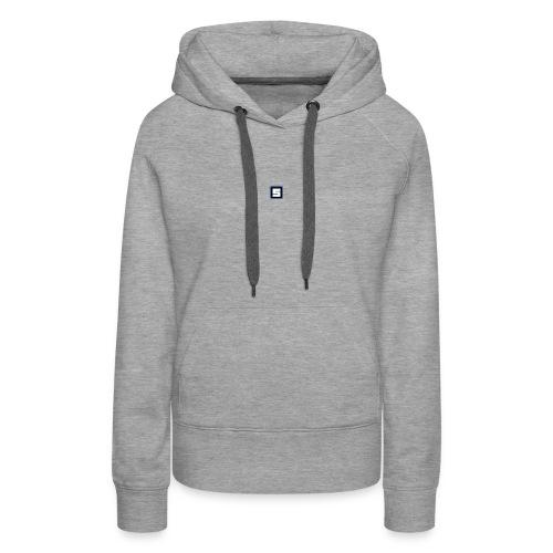 strizer_logooooo - Women's Premium Hoodie