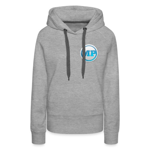 MP Logo nb large - Women's Premium Hoodie
