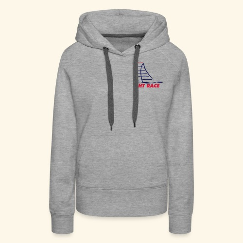 HT LOGO - Vrouwen Premium hoodie
