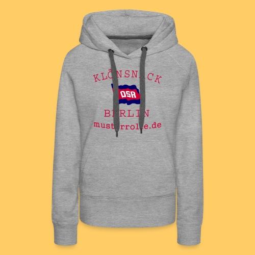 KiB-Logo-gif - Frauen Premium Hoodie