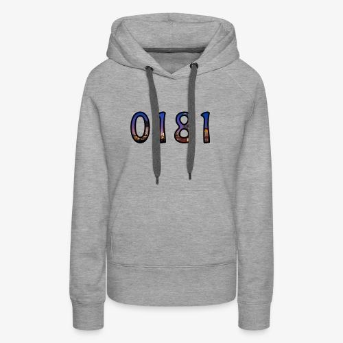 0181 Inside - Vrouwen Premium hoodie