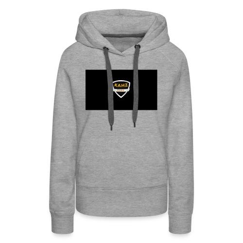 kahz_clan - Vrouwen Premium hoodie