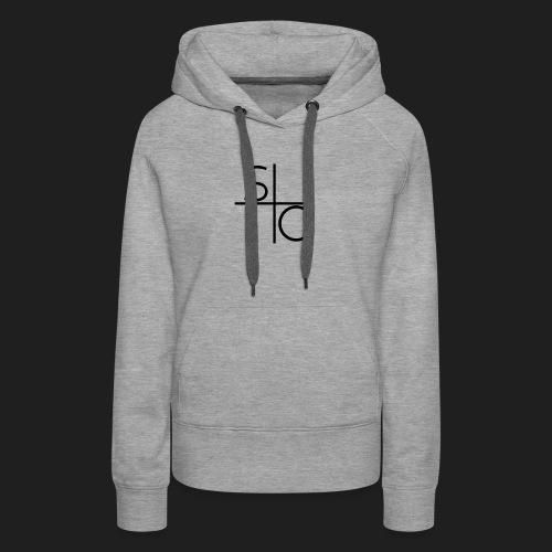space curve - Vrouwen Premium hoodie