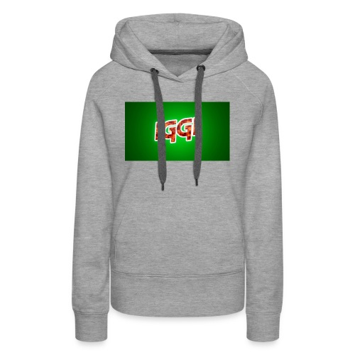 IGGIGames - Vrouwen Premium hoodie