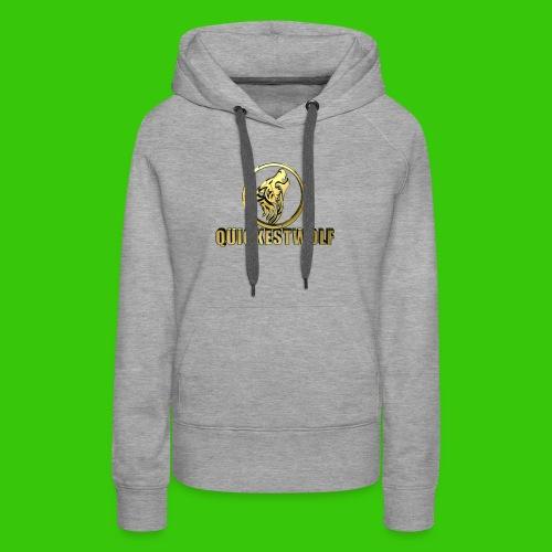 Logo png png - Vrouwen Premium hoodie