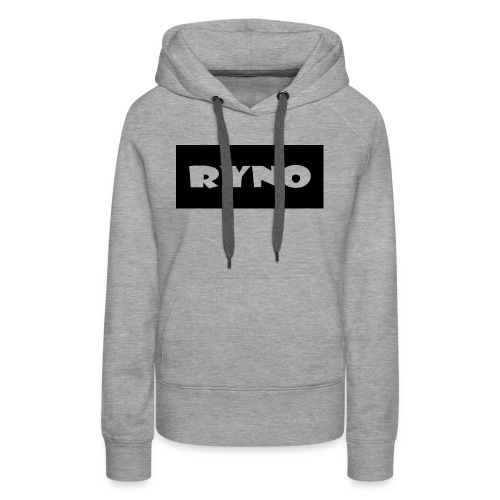 offical apperal of RyNo-GaMiN-224-448 - Women's Premium Hoodie