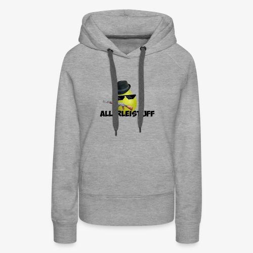 AllerleiStuff peer - Vrouwen Premium hoodie