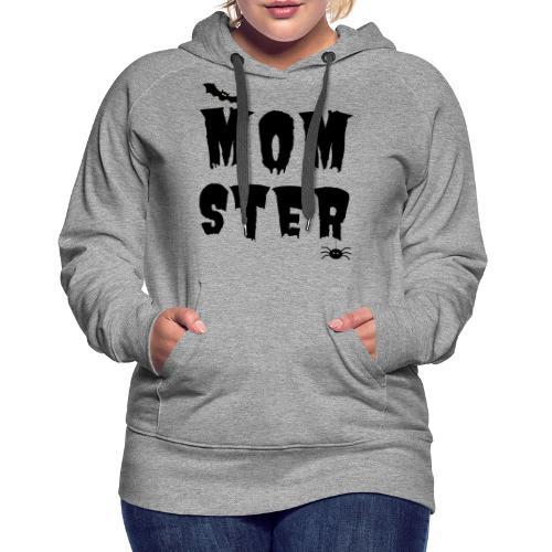 Momster - Premium hettegenser for kvinner