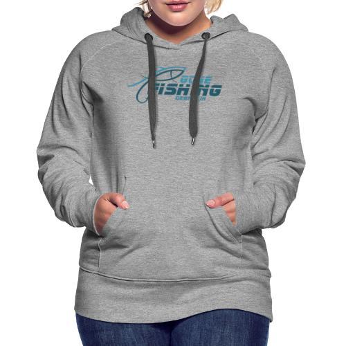 GONE-FISHING (2022) DEEPSEA/LAKE BOAT B-COLLECTION - Women's Premium Hoodie