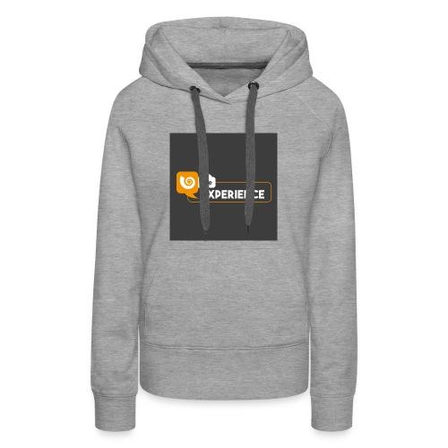 The Experience Podcast Merchandise Store - Women's Premium Hoodie