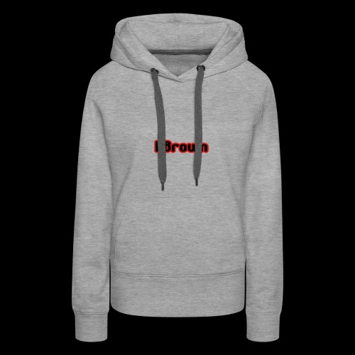 Invert LBrown Merch - Women's Premium Hoodie