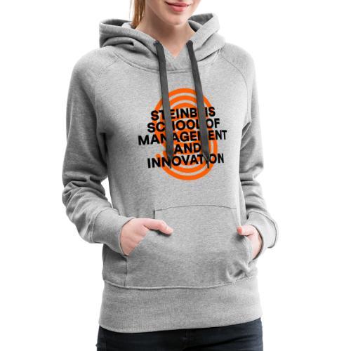 SUPERSIGN + SCHRIFTZUG - Frauen Premium Hoodie