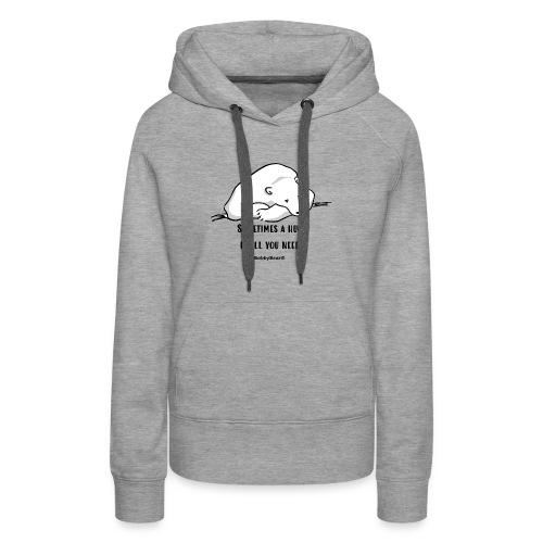Bobby Bear - Vrouwen Premium hoodie