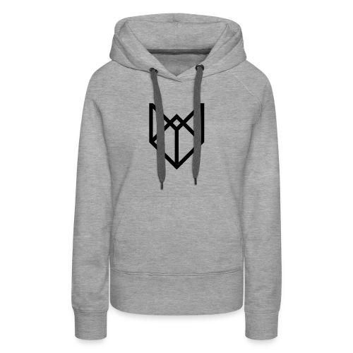 big black pw - Vrouwen Premium hoodie