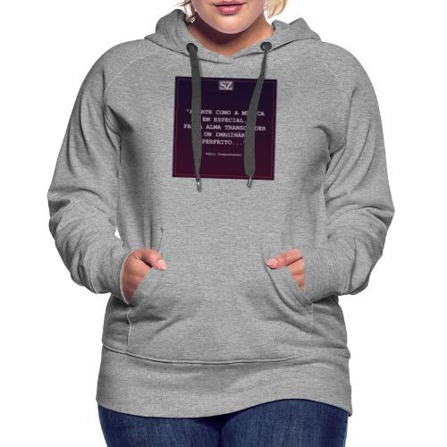 soulzone studioonline BhHGIJ2AoiK - Sudadera con capucha premium para mujer