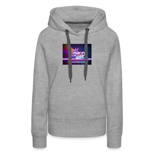KOKO 7 - Vrouwen Premium hoodie