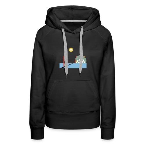 Avalanche Good Bridging to walhalla - Vrouwen Premium hoodie