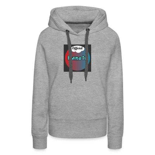 First Rwina TV clothes - Vrouwen Premium hoodie