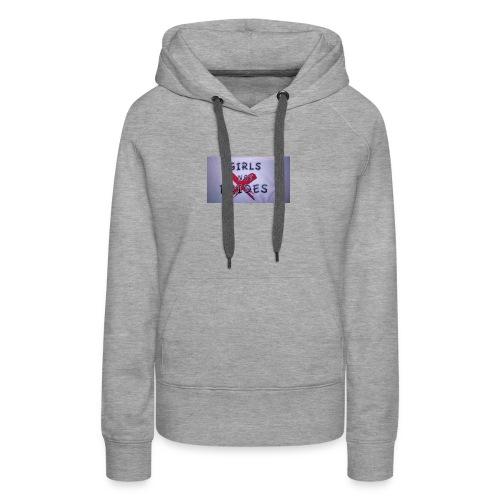 GB - Women's Premium Hoodie