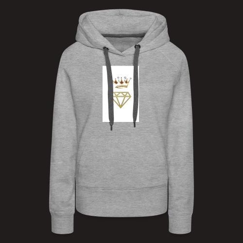 Luxury street wear,luxury logo - Women's Premium Hoodie
