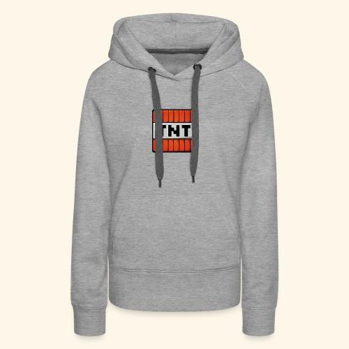 CoolBoom TNT - Women's Premium Hoodie