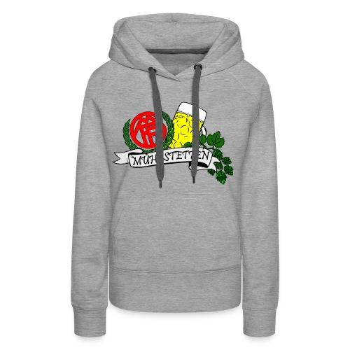 Fanclub Rezattal - Frauen Premium Hoodie