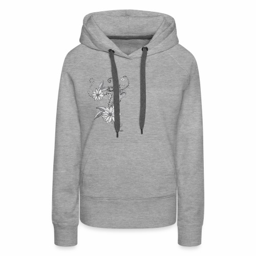 Just for you - Frauen Premium Hoodie