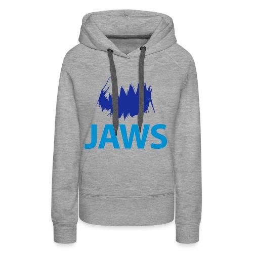 Jaws Dangerous T-Shirt - Women's Premium Hoodie