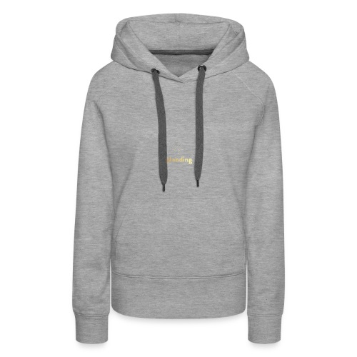 Splending Games | Official Logo - Women's Premium Hoodie