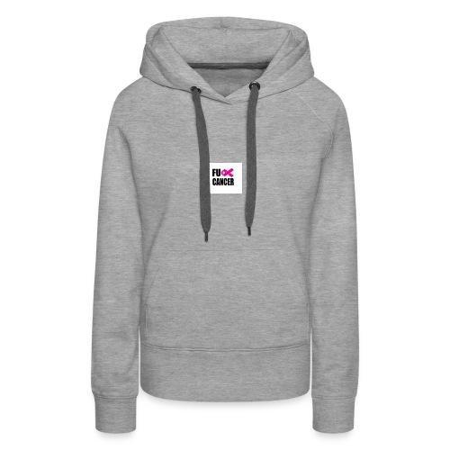 Fuck Cancer. - Frauen Premium Hoodie