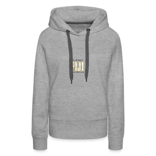 Fiji - Frauen Premium Hoodie
