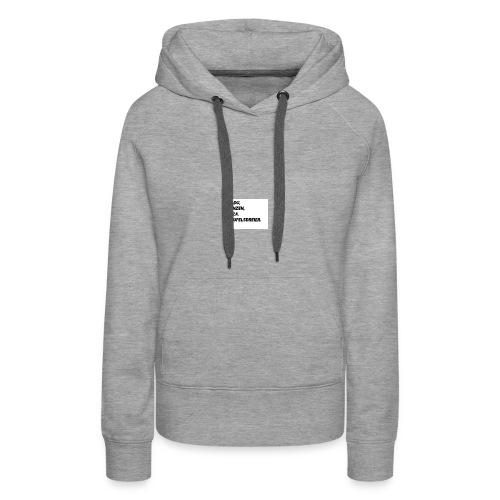 Teufelsdreier - Frauen Premium Hoodie