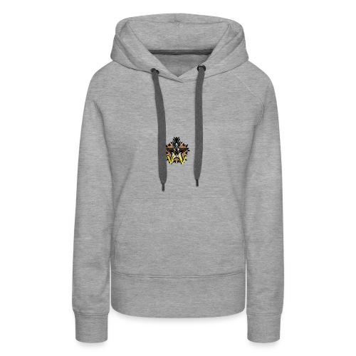 VV Clan Logo - Women's Premium Hoodie