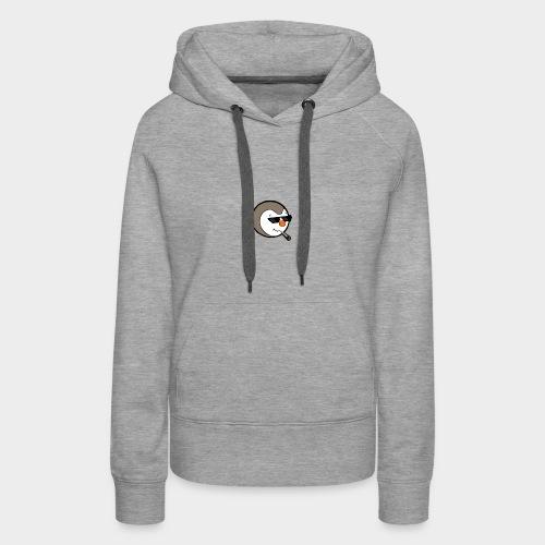Tchoupi le Thug - Sweat-shirt à capuche Premium pour femmes