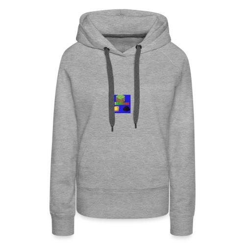SkyGames - Vrouwen Premium hoodie