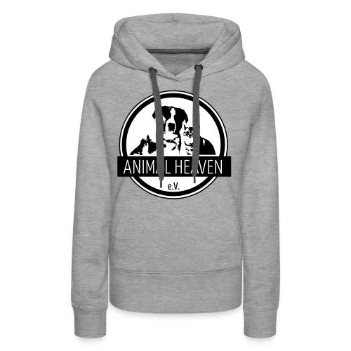 Animal Heaven e.V, Logo - Frauen Premium Hoodie