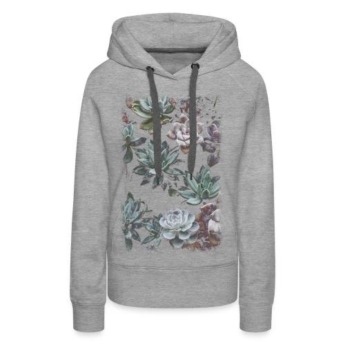 A Succulent Dream - Frauen Premium Hoodie