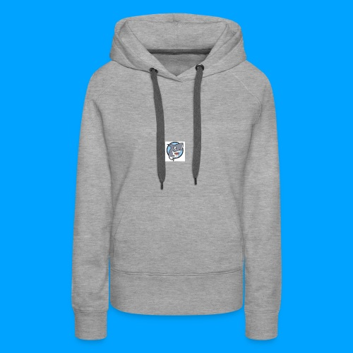 sharki merch - Women's Premium Hoodie