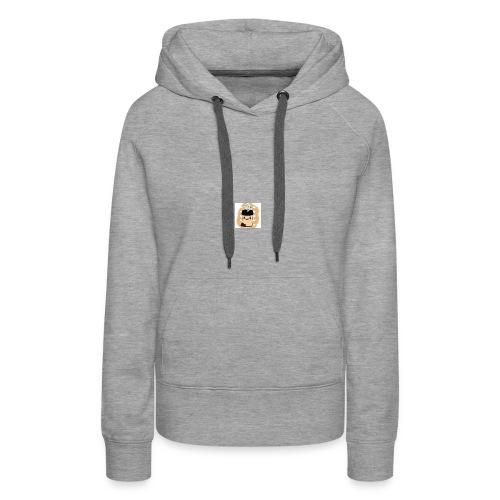 cocoa - Sweat-shirt à capuche Premium pour femmes