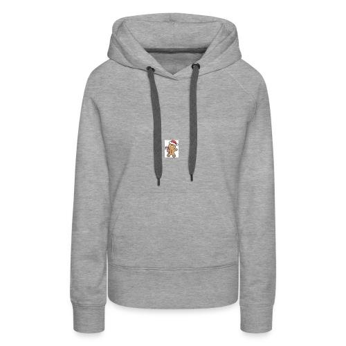 noel - Sweat-shirt à capuche Premium pour femmes