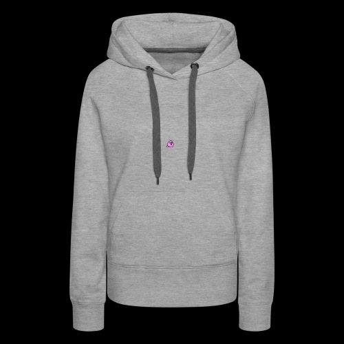mooi roze - Vrouwen Premium hoodie