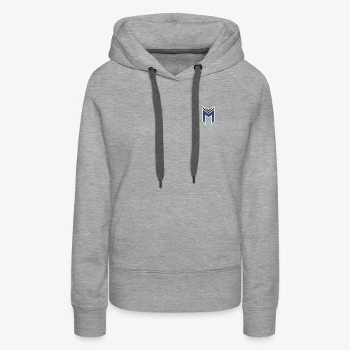MiikaHD Logo 2018 (new) - Frauen Premium Hoodie