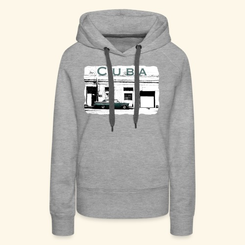 streetsofcuba - Frauen Premium Hoodie