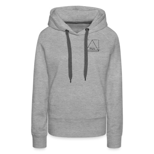 Updated Design - Women's Premium Hoodie
