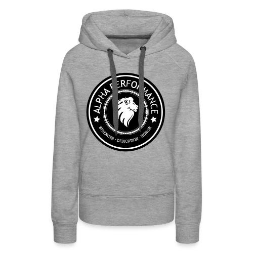 ALPHA PERFORMANCE - Vrouwen Premium hoodie